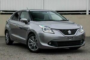 2017 Suzuki Baleno GLX TURBO EW Silver Sports Automatic Hatchback