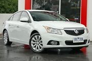 2014 Holden Cruze JH Series II MY14 CDX White 6 Speed Sports Automatic Sedan Upper Ferntree Gully Knox Area Preview