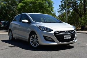 2012 Hyundai i30 GD Elite Silver 6 Speed Sports Automatic Hatchback St Marys Mitcham Area Preview