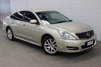 2011 Nissan Maxima J32 350 X-tronic ST-S Gold 6 Speed Constant Variable Sedan Burnie Area Preview