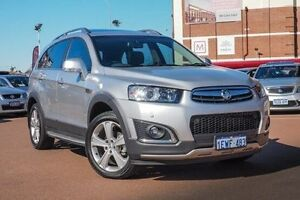 2015 Holden Captiva CG MY15 7 AWD LTZ Silver 6 Speed Sports Automatic Wagon Fremantle Fremantle Area Preview