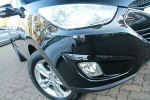 2011 Hyundai ix35 LM MY11 Elite (AWD) Black 6 Speed Automatic Wagon Zetland Inner Sydney Preview