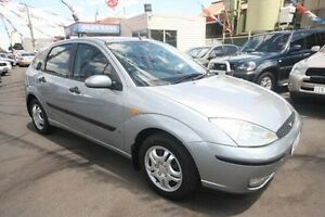 2006 Ford Focus LS CL Grey 4 Speed Sports Automatic Hatchback Kingsville Maribyrnong Area Preview