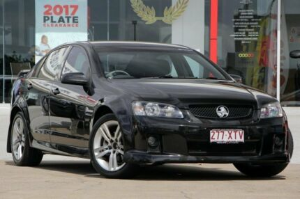 2008 Holden Commodore VE SV6 Black 5 Speed Sports Automatic Sedan Kippa-ring Redcliffe Area Preview