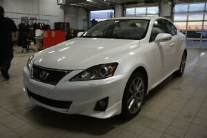 2013 Lexus IS 250 IS 250 AWD Leather,  Heated Seats,  Sunroof,