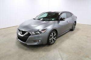 2016 Nissan Maxima 3.5L SV Accident Free,  Leather,  Heated Seat