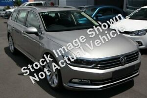 2015 Volkswagen Passat 3C (B8) MY16 140TDI DSG Highline Silver 6 Speed Sports Automatic Dual Clutch Liverpool Liverpool Area Preview