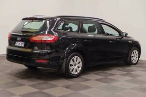 2013 Ford Mondeo MC LX PwrShift TDCi Black 6 Speed Sports Automatic Dual Clutch Wagon Edgewater Joondalup Area Preview