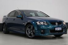 2013 Holden Commodore VE II MY12.5 SV6 Z-Series Chlorophyll 6 Speed Automatic Sedan Bentley Canning Area Preview