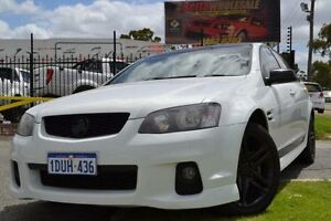 2011 Holden Commodore VE II SV6 White 6 Speed Automatic Sedan Maddington Gosnells Area Preview