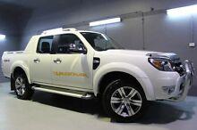 2011 Ford Ranger  White Manual Utility Launceston 7250 Launceston Area Preview