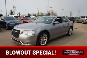 2015 Chrysler 300 LEATHER TOURING Accident Free,  Leather,  Heat