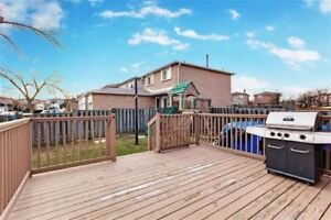 4 Bedroom Detached House with Finished Basement in Etobicoke