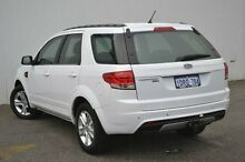 2011 Ford Territory SZ TX Seq Sport Shift AWD White 6 Speed Sports Automatic Wagon Midland Swan Area Preview