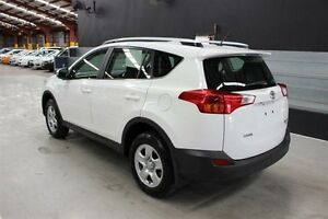 2015 Toyota RAV4 ASA44R MY14 GX AWD White 6 Speed Sports Automatic Wagon Maryville Newcastle Area Preview