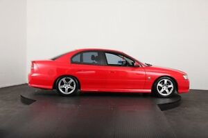 2004 Holden Commodore VZ SV6 Red 5 Speed Auto Active Select Sedan McGraths Hill Hawkesbury Area Preview