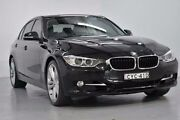 2012 BMW 328I F30 Black Sports Automatic Sedan Lansvale Liverpool Area Preview