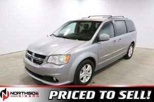 2013 Dodge Grand Caravan CREW Accident Free,  3rd Row,  Back-up