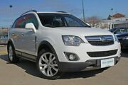 2015 Holden Captiva CG MY15 5 AWD LTZ Summit White 6 Speed Sports Automatic Wagon Victoria Park Victoria Park Area Preview