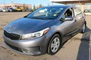 2017 Kia Forte LX Accident Free,  A/C,