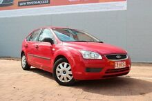 2006 Ford Focus LS LX 5 Speed Manual Hatchback The Gardens Darwin City Preview