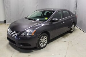 2015 Nissan Sentra SV Heated Seats,  Back-up Cam,  Bluetooth,  A