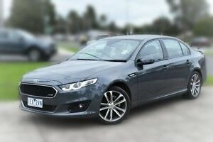 2015 Ford Falcon FG X XR6 6 Speed Sports Automatic Sedan Berwick Casey Area Preview