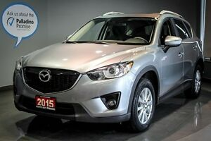 2015 Mazda CX-5 GS Athletic + Fuel Efficient + Well Designed