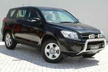 2012 Toyota RAV4 ACA33R MY12 CV Black 4 Speed Automatic Wagon Embleton Bayswater Area Preview