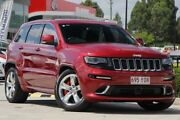 2013 Jeep Grand Cherokee WK MY2014 SRT Red 8 Speed Sports Automatic Wagon Brendale Pine Rivers Area Preview