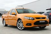 2014 Ford Falcon FG MkII XR6 Ute Super Cab EcoLPi Orange 6 Speed Sports Automatic Utility Liverpool Liverpool Area Preview