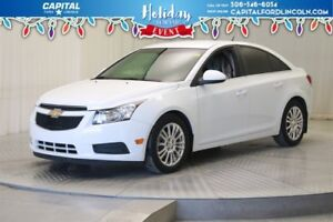 2012 Chevrolet Cruze Eco w/1SA **New Arrival**