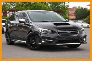 2017 Subaru Levorg V1 MY18 2.0 STI Sport CVT AWD Black 8 Speed Constant Variable Wagon Mount Gravatt Brisbane South East Preview