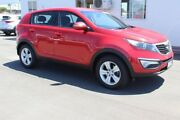2012 Kia Sportage SL MY12 SI Red 5 Speed Manual Wagon Devonport Devonport Area Preview