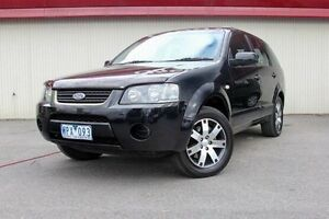 2008 Ford Territory Black Sports Automatic Wagon Dandenong Greater Dandenong Preview