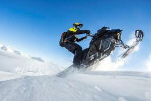 Rent Snowmobiles By The Hour, Day, Week or Month Best Rates