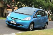 2010 Honda Jazz GE MY10 VTi Limited Edition Blue 5 Speed Automatic Hatchback Nailsworth Prospect Area Preview
