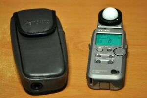 new Sekonic L-358 Flash Master Light Meter