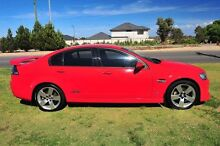 2008 Holden Commodore VE SS V Red 6 Speed Sports Automatic Sedan Wangara Wanneroo Area Preview