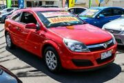 2007 Holden Astra AH MY07 CD Red 5 Speed Manual Coupe Ringwood East Maroondah Area Preview