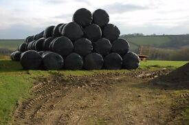 Haylage for Sale, Round Bales Only