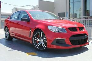 2015 Holden Special Vehicles Clubsport GEN-F2 MY16 R8 LSA Red Hot 6 Speed Sports Automatic Sedan West Perth Perth City Area Preview