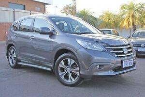 2013 Honda CR-V Grey Sports Automatic Wagon Wangara Wanneroo Area Preview