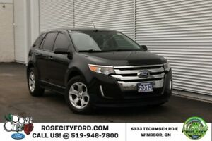 2013 Ford Edge SEL / Accident Free / Backup Cam / Heated Seats