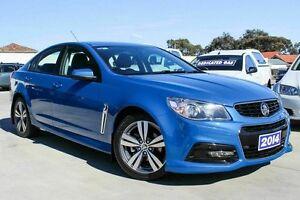 2014 Holden Commodore VF MY15 SV6 Blue 6 Speed Sports Automatic Sedan Craigieburn Hume Area Preview
