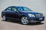 2007 Mercedes-Benz C220 CDI W203 MY2007 Avantgarde Blue 5 Speed Automatic Sedan Bayswater Bayswater Area Preview