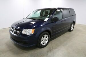 2017 Dodge Grand Caravan SXT Accident Free,  3rd Row,  Bluetooth