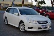 2011 Subaru Liberty B5 MY11 2.5i Sports Lineartronic AWD White 6 Speed Constant Variable Wagon Pearsall Wanneroo Area Preview