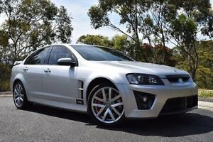 2008 Holden Special Vehicles Clubsport E Series R8 Silver 6 Speed Sports Automatic Sedan St Marys Mitcham Area Preview