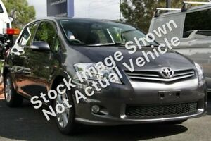 2010 Toyota Corolla ZRE152R MY10 Ascent Sport Grey 6 Speed Manual Hatchback Hillcrest Port Adelaide Area Preview